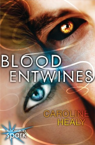 { #Review +Giveaway} Blood Entwines by Caroline Healy