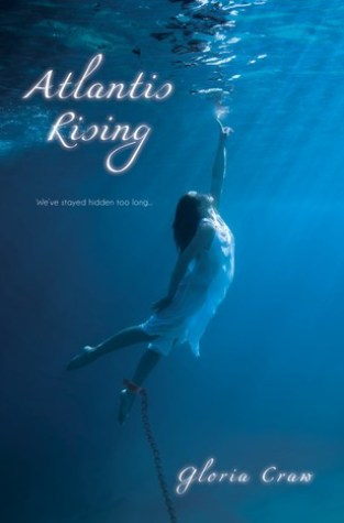 {Review+Giveaway} Atlantis Rising by Gloria Craw @gloriacraw01 @entangledteen