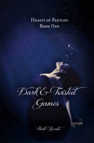 {Review} Dark and Twisted Games by Heidi Acosta @Barbiegirlnovel