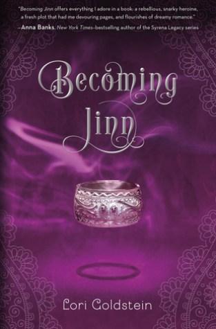 {ARC Review} Becoming Jinn by @LoriAGoldstein @FeiwelFriends
