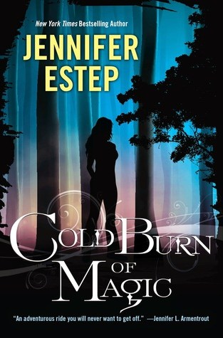 {Review} Cold Burn of Magic by @Jennifer_Estep @KensingtonBooks