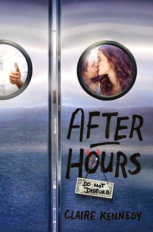 {ARC Review} After Hours by Claire Kennedy @simonteen #pulseit