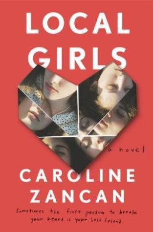 {ARC Review} Local Girls by @CarolineZancan @riverheadbooks