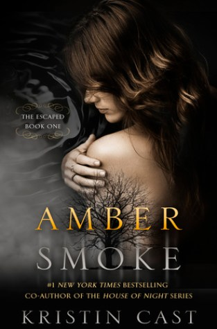 {ARC Review+Giveaway} Amber Smoke by Kristin Cast @KCastAuthor @DiversionBooks
