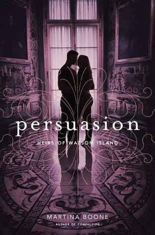 {ARC Review+If you Like+Giveaway} Persuasion by @MartinaABoone @simonschuster