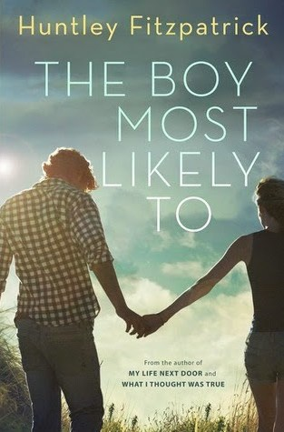 {Guest Post+Review+Giveaway} The Boy Most Likely To by Huntley Fitzpatrick @HuntleyFitz