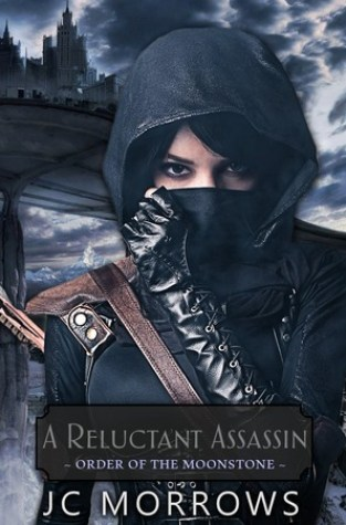 {Review} A Reluctant Assassin by J.C. Morrows @JCMorrows