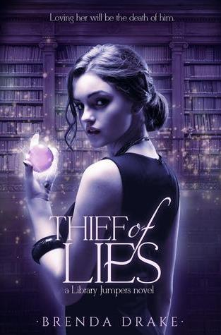 {Mini Review+Top 10 Libraries+Giveaway} Thief of Lies by @BrendaDrake @EntangledTeen