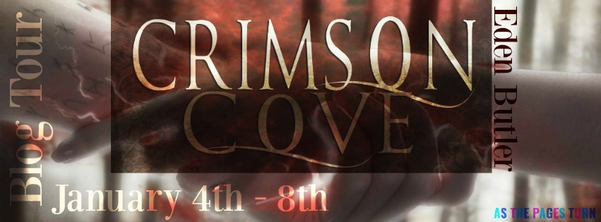 {Guest Post+Review+Giveaway} Crimson Cove by @EdenButler_