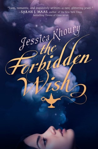 {Review+Giveaway} The Forbidden Wish by Jessica Khoury @RazorbillBooks @jkbibliophile