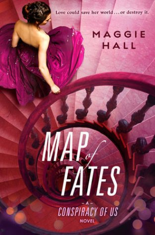 {Exclusive Guest Post} Map of Fates by Maggie Hall @PenguinTeen @MaggieEHall