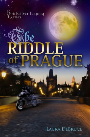 {Review+Survivial Guide+Giveaway} The Riddle of Prague by @LauraDeBruce