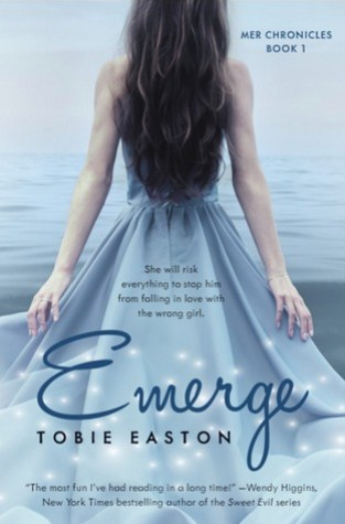 {ARC Review+ Amazon Fire Giveaway} Emerge by @TobieEaston @Month9Books