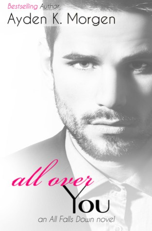 {Review+Giveaway} All Over you by Ayden K. Morgen @akmorgen @starange13