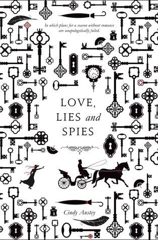 {Review+Giveaway} Love, Lies and Spies by @CindyAnstey @Swoonreads