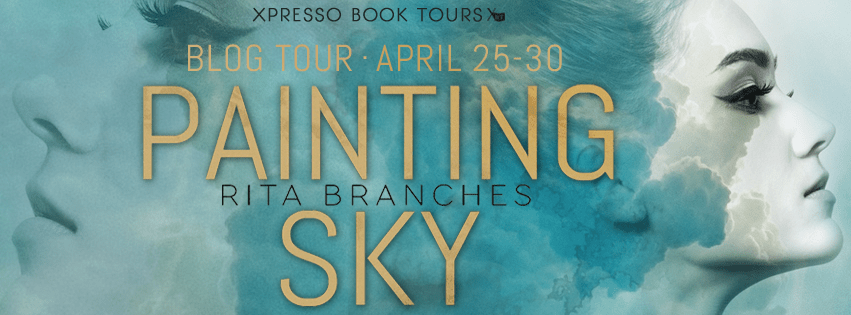 {Review+Giveaway} Painting Sky by @Rita_Branches