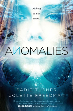 {Review+Giveaway} Anomalies by @sadieturnerla & @colettefreedman