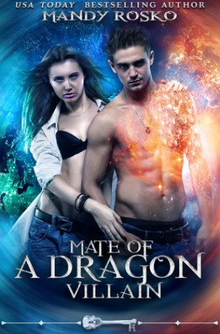 {Review} Mate of a Dragon Villain by Mandy Rosko @Rizzorosko