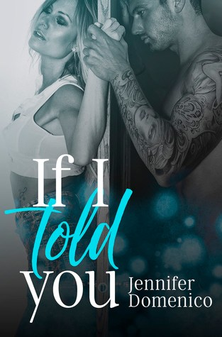 {Review+Giveaway} If I Told You  by Jennifer Domenico @JenDomenico