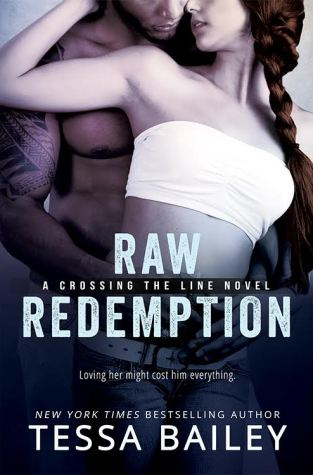 {Review+Giveaway} Raw Redemption by Tessa Bailey@mstessabailey @EntangledSelect
