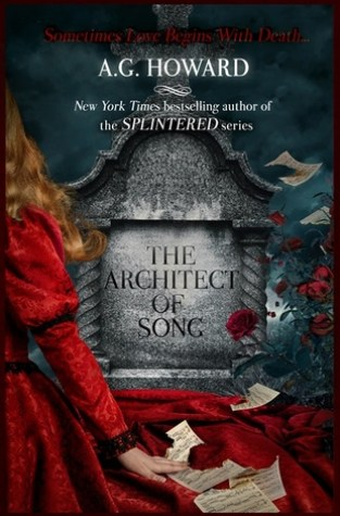 {Review} The Architect of Song by A.G. Howard @aghowardwrites