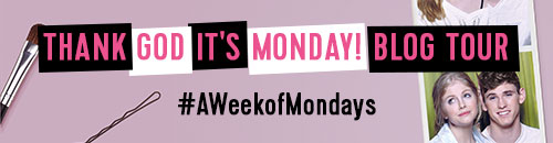 {Guest Post} A Week of Mondays by @JessicaBrody @MacKidsBooks