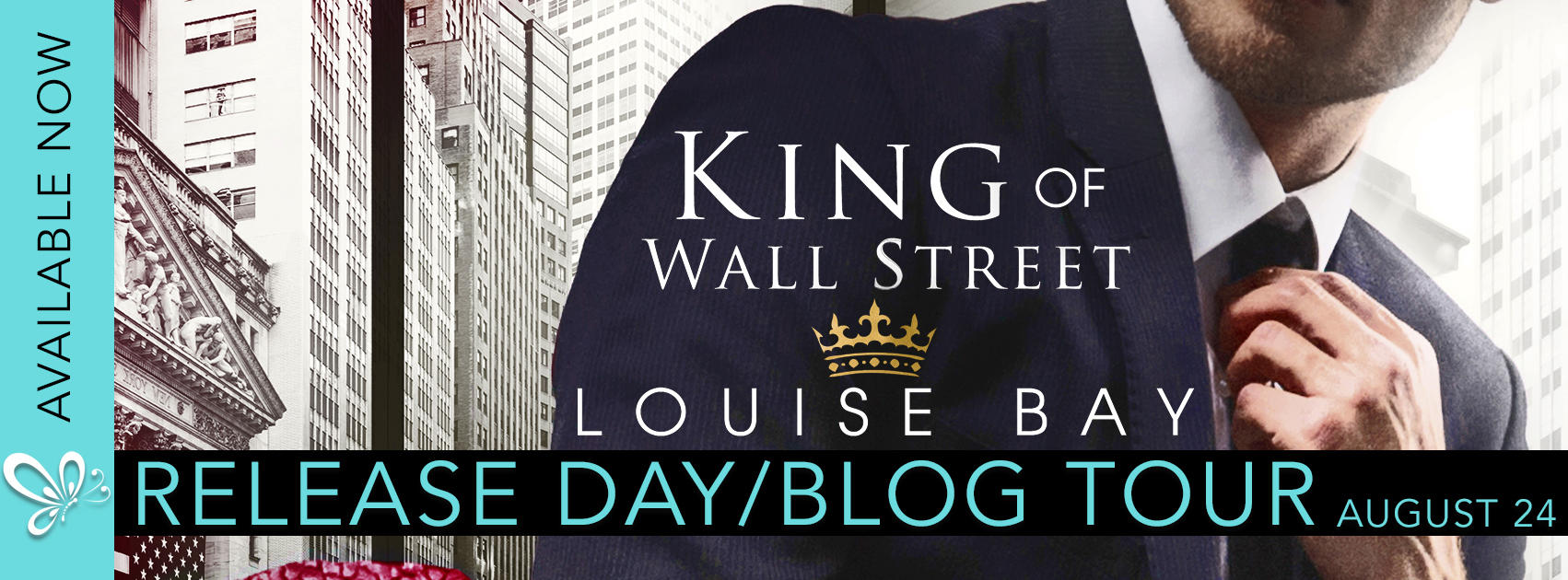 {Review} King of Wall Street by @LouisesBay