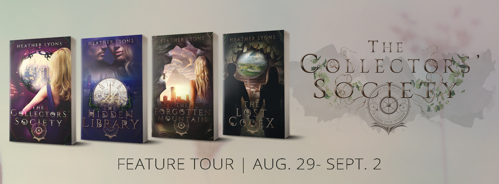 {Pre-Release Excerpt} The Lost Codex by Heather Lyons @hymheather @InkSlingerPR