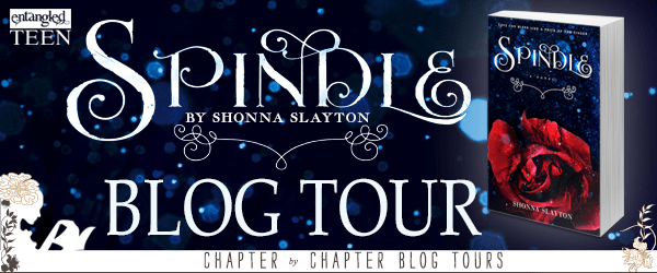{Review+Giveaway} Spindle by @ShonnaSlayton @EntangledTeen