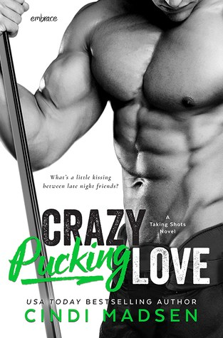 {Review} Crazy Pucking Love by @CindiMadsen @EPEmbrace