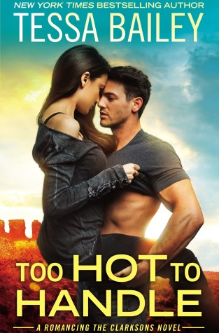 {Review+Dream Cast+Giveaway} TOO HOT TO HANDLE by Tessa Bailey @mstessabailey @ForeverRomance