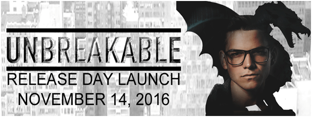 {Review+Excerpt+Giveaway} Unbreakable by @KallieRoss @InkSlingerPR