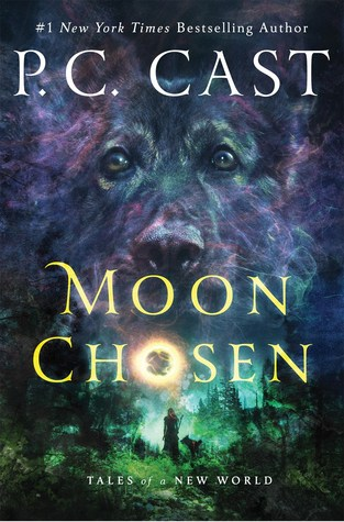 {Review} Moon Chosen by P.C. Cast