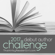 Debut Author Challenge 2017