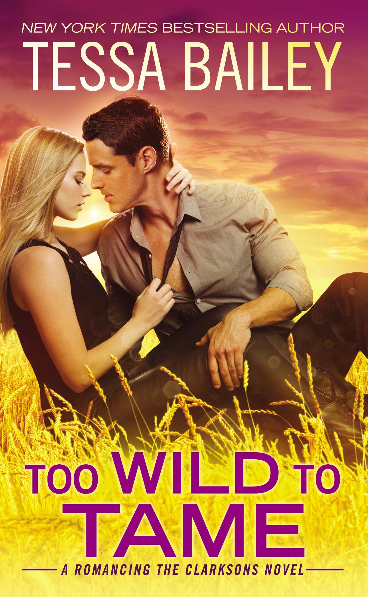Too Wild To Tame