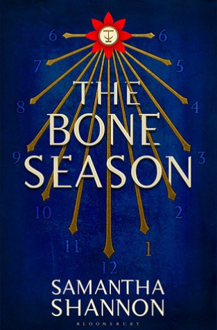 {Review} The Bone Season by Samantha Shannon @say_shannon @bloomsburykids