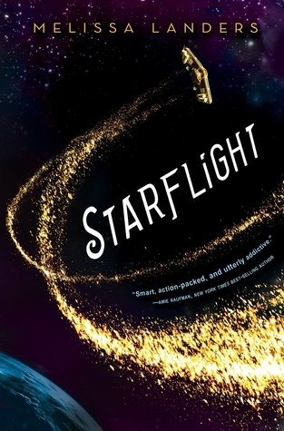 {Sale Alert+Giveaway} Starlight & Starfall by @Melissa_Landers @HyperionTeens
