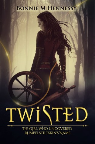 {Review+Giveaway} Twisted by @BonnieMHennessy