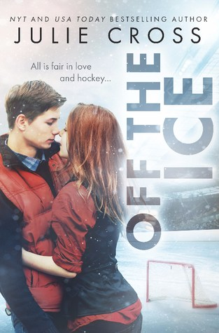 {Review+Kindle Fire Giveaway} Off the Ice by @JulieCross1980 @EntangledTEEN
