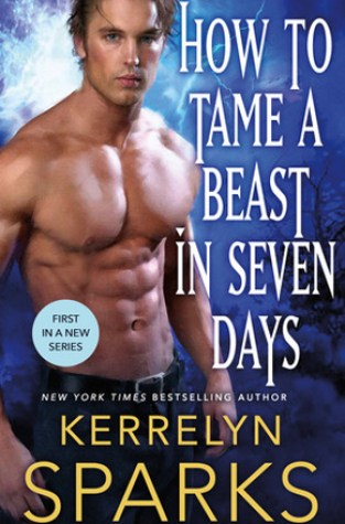 {ARC Review} How to Tame a Beast in Seven Days by @KerrelynSparks @StMartinsPress