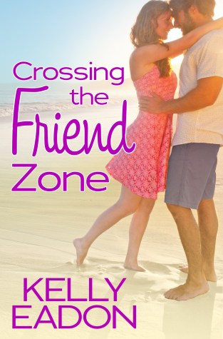 {Review+Giveaway} Crossing the Friend Zone by Kelly Eadon @keauthor