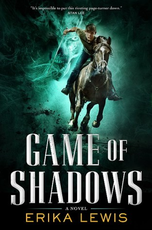 {Review+Guest Post+Giveaway} Game of Shadows by Erika Lewis@ErikaElyLewis @TorTeen