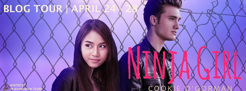 {Review+Giveaway} Ninja Girl by Cookie O'Gorman @CookieOwrites