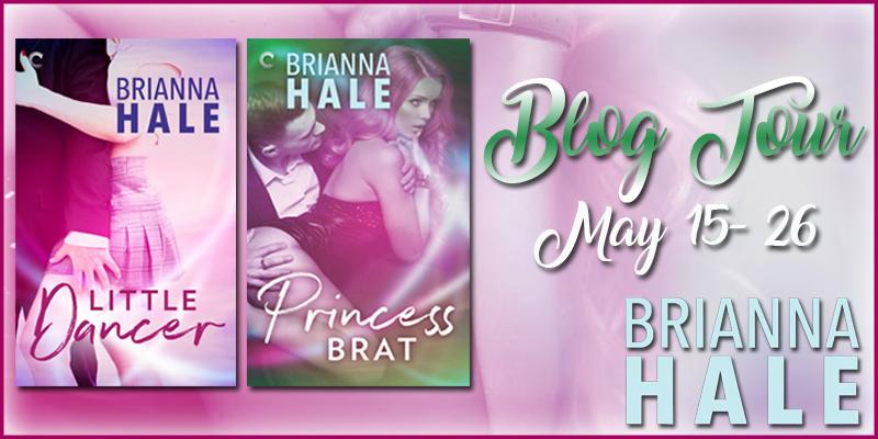 {Interview+Giveaway} Little Dancer & Princess Brat by  Brianna Hale