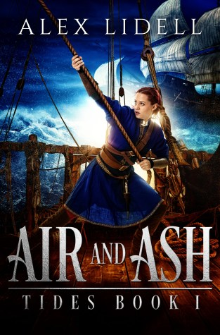 {Review+Giveaway} Air and Ash by @AlexLidell ‏