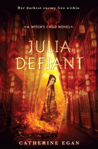 {Review+Giveaway} Julia Defiant @ByCatherineEgan @KnopfBFYR ‏