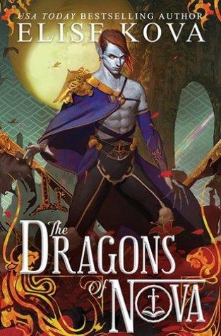 {Review+Giveaway} The Dragons of Nova by @EliseKova @PriceWorldPub