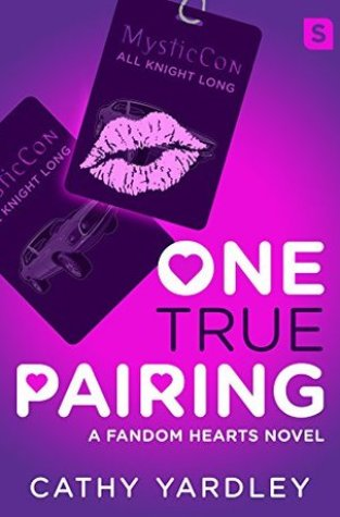 {Review} One True Pairing by @CathyYardley