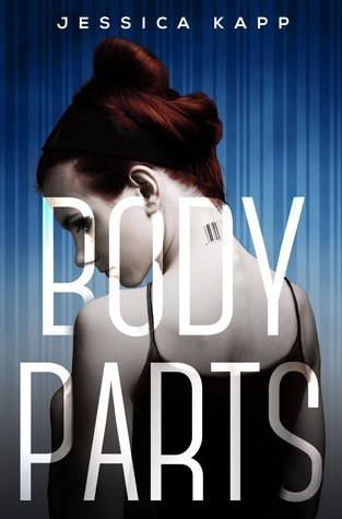 {Review+Giveaway} Body Parts by @JessKapp @DiversionBooks