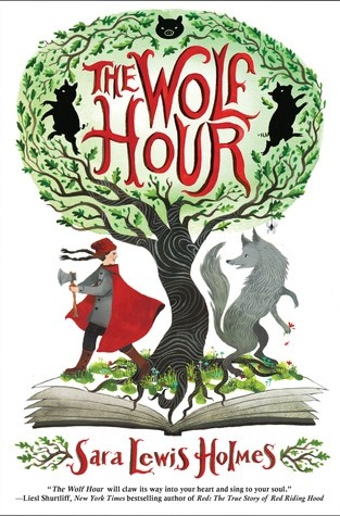 {Review} The Wolf Hour by @SaraLewisHolmes @AALBooks ‏@ScholasticBooks